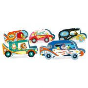 Autóverseny - Party játék - Vroom