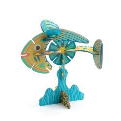 Kreatív halak - Építő játék - Volubo fishes