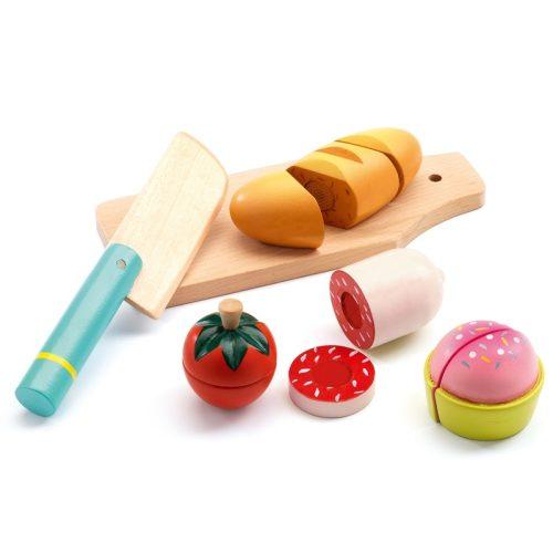 Szeletelhető ételek - Szerepjáték - Lunch to cut