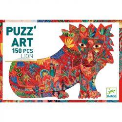 Oroszlán puzzle 150 db-os - Lion - 150pcs