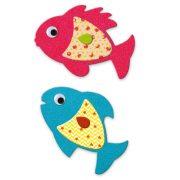 Kreatív halkészítő - I love fishes
