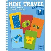 Memória játék utazó játék - Mini Travel - Katupri - Djeco