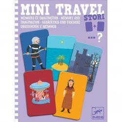 Mesélős utazó játék - Mini Travel - Stori - Djeco