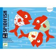 Gyors halak - Gyorsasági vizes kártyajáték - Spidifish - Djeco