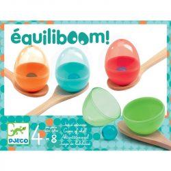 Ügyes tojások - Ügyességi játék - Equiliboom - Djeco