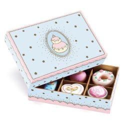 Hercegnők süteményei - Fa szerepjáték - Princesses' Cakes - Djeco
