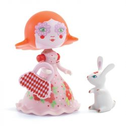 Elodia hercegnő és a nyúl - játékfigura - Elodia - Djeco