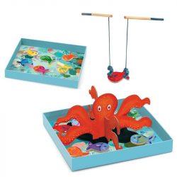 Polip ügyességi társasjáték - Octopus - Djeco