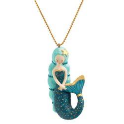 Sellő - Lovely Charmes nyaklánc sellős medállal - Mermaid - Djeco