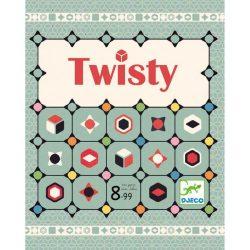 Twisty - Logikai társasjáték - Twisty
