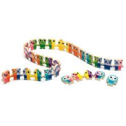 Domino UpSzivárvány dominó - 3D dominó -
