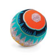 Mintás textilhuzat lufira 30 cm - Textilhuzat - Graphic ball