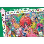 Rió-i Karnevál puzzle - Megfigyelő puzzle 200 db-os - Rio Carnaval