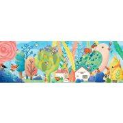 A madár és a leány - Művész puzzle 350 db-os - Miss Birdy