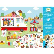 Cukiságok földje - Képalkotás satírozással - Sugarland
