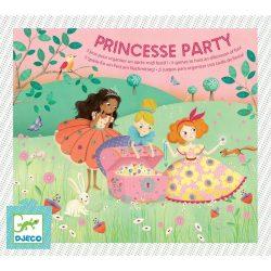 Szülinapos hercegnők - Party játék - Princesse Party