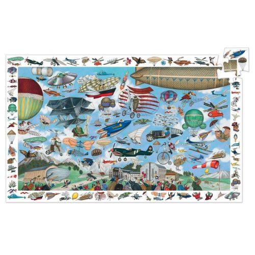 Repülő világ - Megfigyelő puzzle 200 db-os - Aero Club