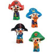 Vicces kalózok - Csináld magad - Funny pirates