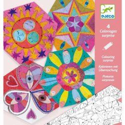 Csillagkép mandalák - Mandala készítő - Constellation mandalas