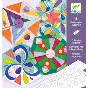 Kazettás mandalák - Mandala - Rosette mandalas