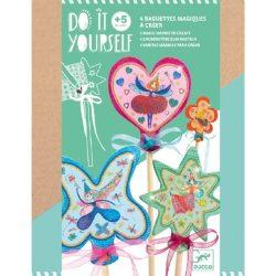Tündérkés varázslópálca - Csináld magad - Little fairies