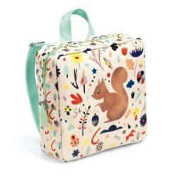 Mókusos ovis táska - Óvodás táska - Squirrel - Djeco