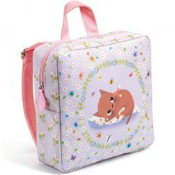 Cicás ovis táska - Óvodás táska - Cat - Djeco