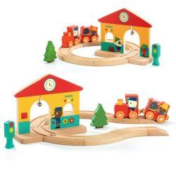 Mini vasút szett - Minitrain