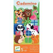Dominós társasjáték - Nyomkövető - Cadomino