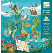 Tengeri kalandom - Mesélő matricás könyv - Adventures at sea