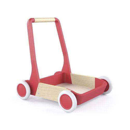 Járássegítő lányos - Kiskocsi - Red Trott'it! - Djeco