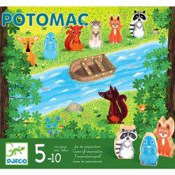 Potomac - Kooperációs társasjáték - Potomac - Djeco