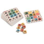 Nemzetközi sudoku - Logikai játék - Crazy sudoku - Djeco