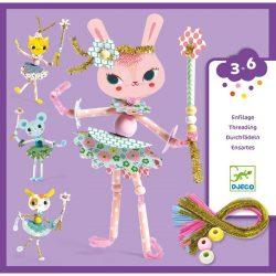 Tündéri bábkészítő - Kreatív készlet - My fairies - Djeco