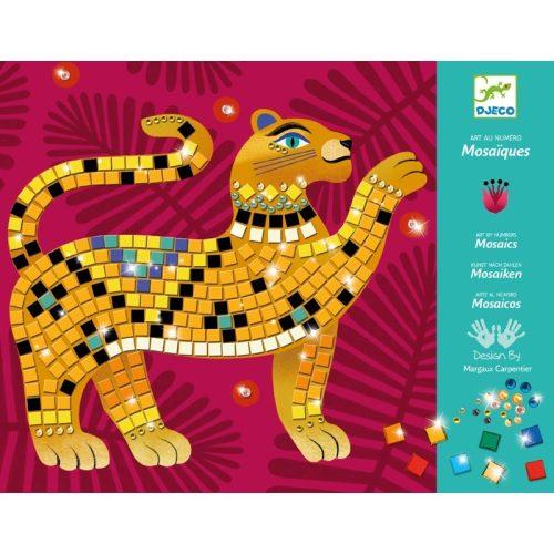 Őserdőben - Mozaik készítő - Deep in the jungle - Djeco