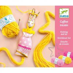 Körmöcske hercegnő - Körmöcske/francia kötés - French knitting Princess - Djeco