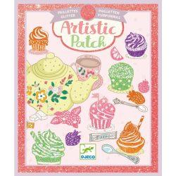 Muffin - Kollázs készítő - Collages - Sweets - Djeco