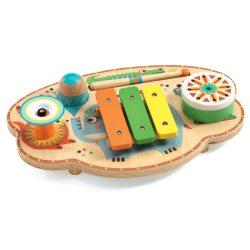 Hangszer szett - Gyermek hangszer szett - Musical carnaval - Djeco