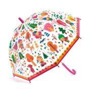 Eső az erdőben - Esernyő - Forest - Djeco