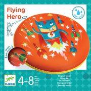 Repülő hős - Puha fiús frizbi - Flying Hero - DJ02034