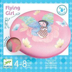 Repülő lepkék - Puha csajos frizbi - Flying Girl - DJ02035