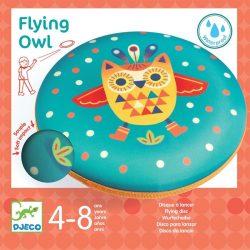 Repülő baglyok - Puha baglyos frizbi - Flying Owl - DJ02036