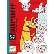 Barik és a farkasok - Kártyajáték - Swip'Sheep - DJ05145