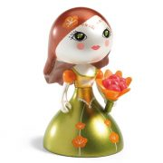 Hercegnő virággal - Arty toys metál - Limited edition - Metal'ic Fedora - DJ05960-20