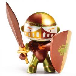 A Föld lovagja - Arty toys metál - Limited edition - Metal'ic Terra Knight - DJ06726-20