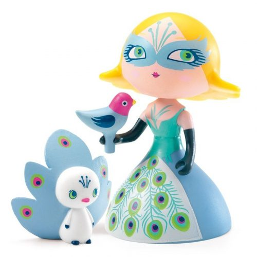 Herceknő és a páva - Arty toys - Princesses - Columba & Ze birds - DJ06784