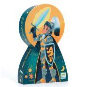 Az éjszaka lovagja - Formadobozos puzzle 36 db - Full moon knight - DJ07237