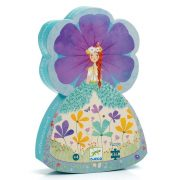 Tavasz harcegnő - Formadobozos puzzle 36 db - The princess of spring - DJ07238