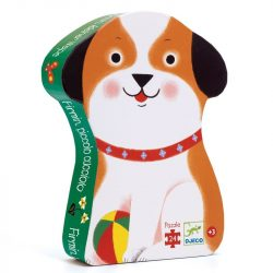 Firmin, a kutyus - Formadobozos puzzle 24 db - Firmin, little puppy - DJ07280
