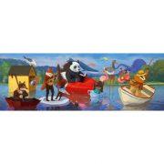 Nyár a tóvál - Művész puzzle - Summer Lake - DJ07617